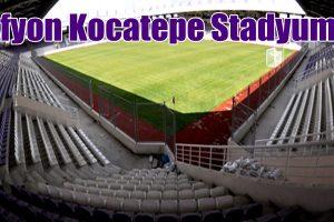 Afyon Kocatepe Stadyumu