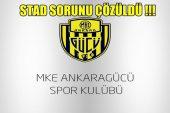 Ankaragücü stad sorununu çözdü !! Afyon'a gelmiyorlar…
