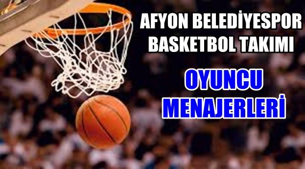 Afyon Belediyespor Basketbol Oyuncuları Menajerleri !!!