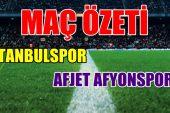 İstanbulspor : 4 – 3 Afjet Afyonspor ( 13/08/2018 Maç Özeti )