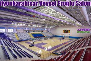 Afyonkarahisar Veysel Eroğlu Salonu