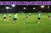 Afjet Afyonspor, Adana'da maç saatini bekliyor !!!