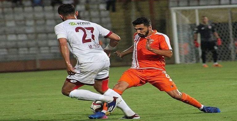 Adana'da galip gelen yok !!! Adanaspor-Elazığspor: 1-1