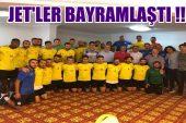 Afjet Afyonspor'da bayramlaşma yapıldı !!!