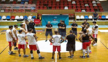 Afyon Belediye Spor Basketbol takımımız çalışmalara başladı !!!