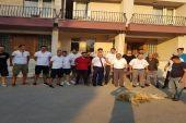 İkbal Afyon Belediye Yüntaş Voleybol kurban kesti