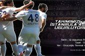 Afjet Afyonspor, deplasmana hareket edecek !!