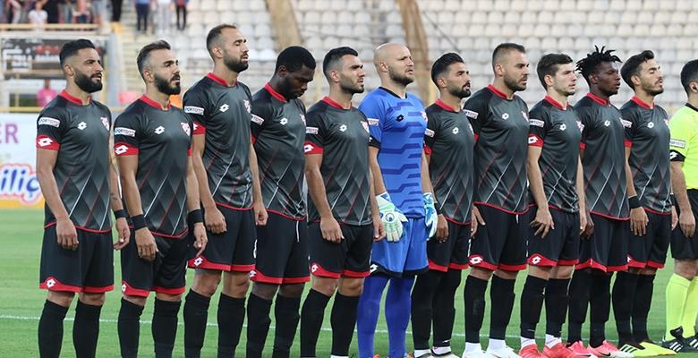 Boluspor gaibiyetle başladı !!! Boluspor : 1 – 0 Osmanlıspor