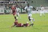 Giresunspor, Elazığspor'a şans tanımadı: 2 – 0
