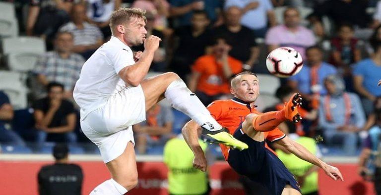 Medipol Başakşehir :0 – 0 Burnley
