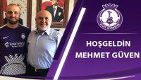 Mehmet Güven Afjet Afyonspor'da !!!