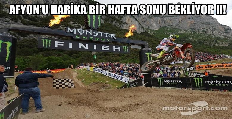 AFYON'U HARİKA BİR HAFTA SONU BEKLİYOR !!!