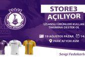 STORE3 Park Afyon AVM'de açılıyor !!!