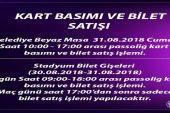 Afjet Afyonspor Kulübü taraftarı için çalışıyor !!!