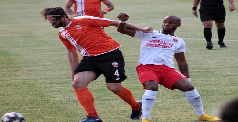 Ümraniyespor 2-1 Adanaspor