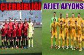 Haydi Afyon !!! Ankara'dan galibiyet bekliyoruz !!!
