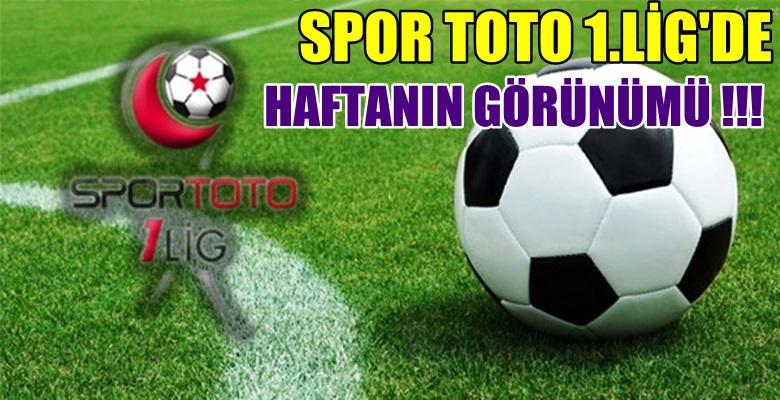 Spor Toto 1. Lig'de 4.Hafta görünümü !!