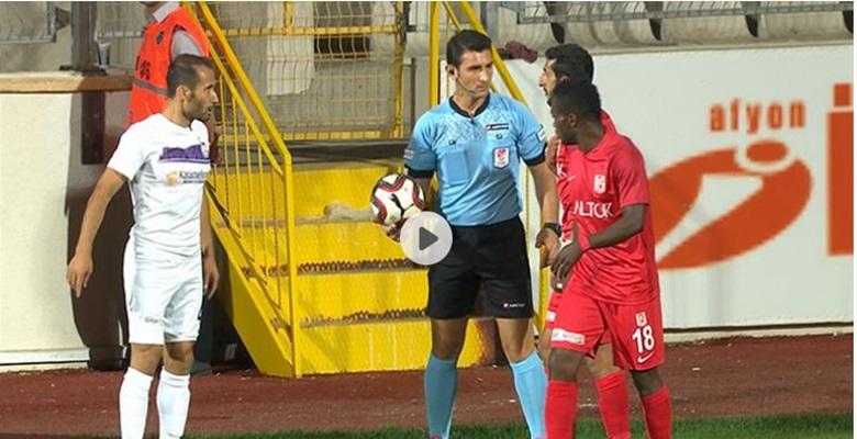Afjet Afyonspor, Balıkesir'i elinden kaçırdı !!!