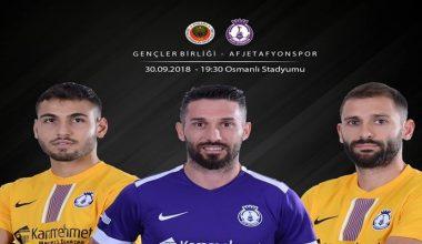 Gençlerbirliği vs Afjet Afyonspor maçı Hangi Kanalda Saat kaçta ?
