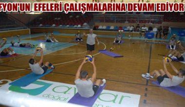 İkbal Afyon Belediye Yüntaş turnuvaya katılacak !!!