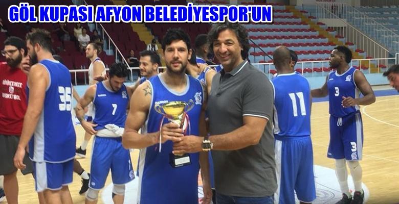 Göl Kupasında Şampiyon Afyon Belediyespor !!!