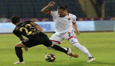 Gençlerbirliği attı, Osmanlı baktı !! Osmanlıspor: 0 Gençlerbirliği: 1