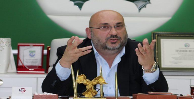 Giresunspor Kulüp Başkanı, Afjet Afyonspor maçı çok zor maç