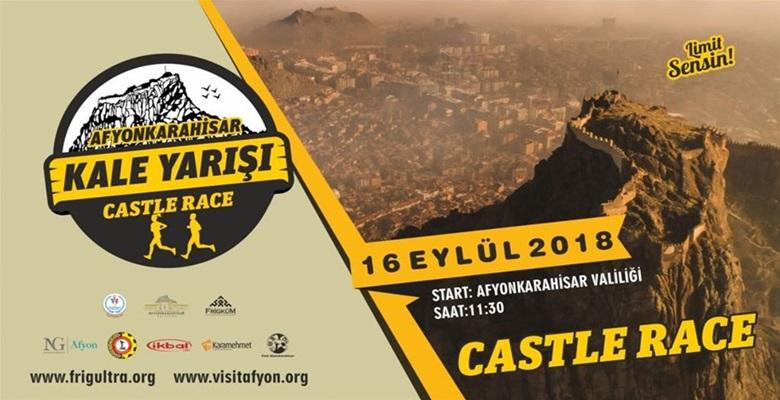 Karahisar Kalesi yarışı !!!