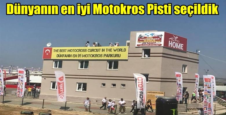 Afyonkarahisar, Dünyanın en iyi Motokros Pisti seçildi !!!