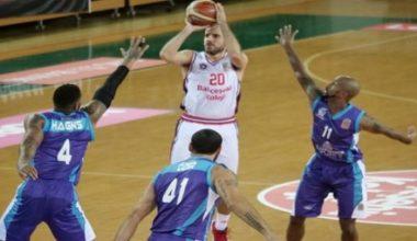 Afyon Basketbol takımımız Colom'u durduramadı !!! İşte maçın özeti !!