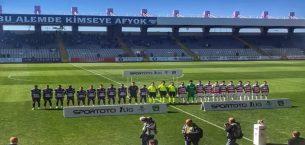 Afjet Afyonspor, Karabükspor'a gol yağdırdı !! 5-0