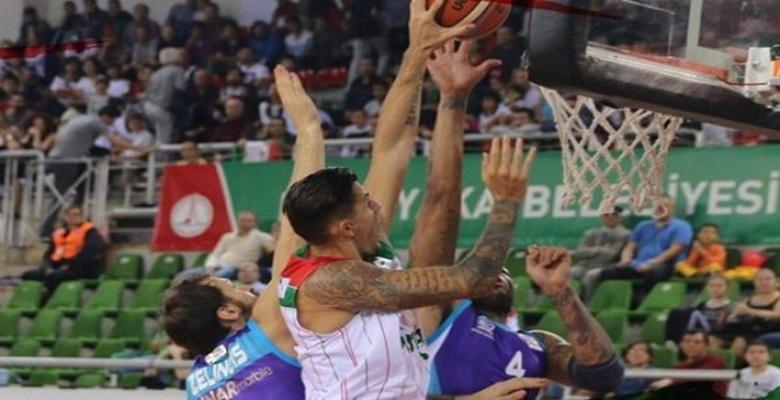 Afyon Basketbol takımımız deplasmanda mağlup oldu !!