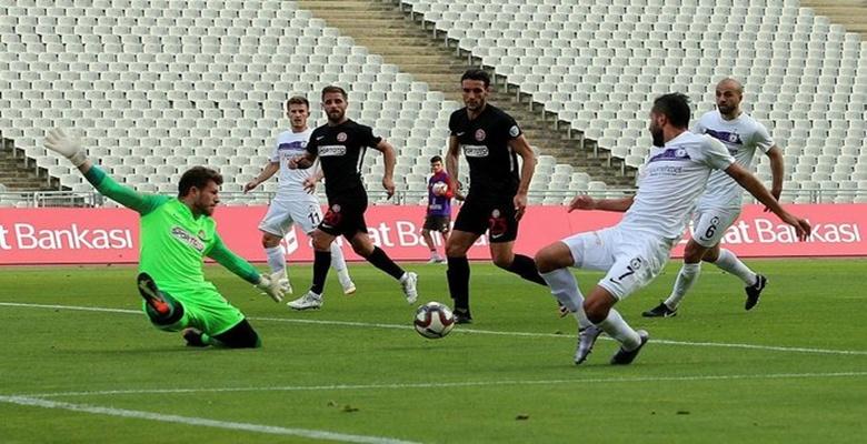 Fatih Karagümrük 4 – 0 Afjet Afyonspor