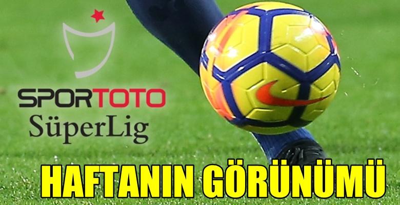 Spor Toto 1. Lig'de 8.hafta görünümü