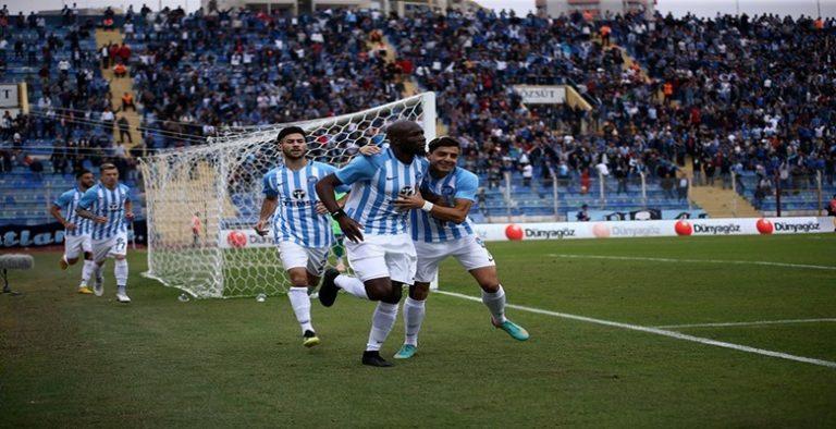 Adana Demirspor 1-0 Afjet Afyonspor