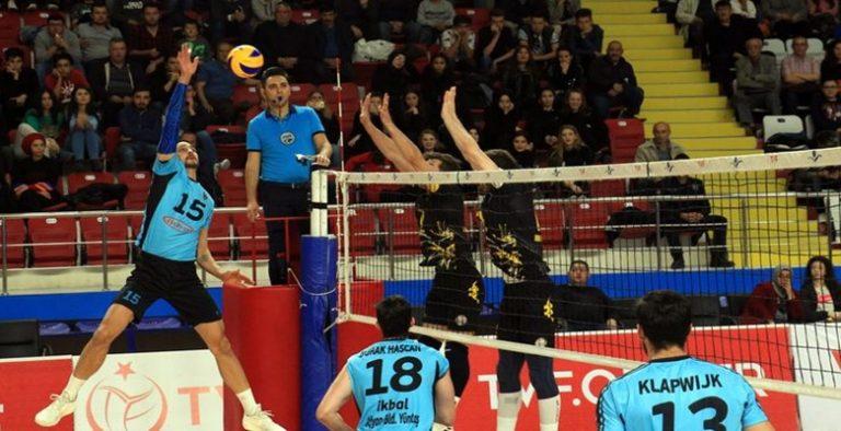 İkbal Afyon Belediye Yüntaş – Arhavi Belediyesi: 0-3