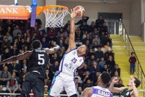 Afyon Basketbol takımımız , Sakarya'yı rahat geçti !!