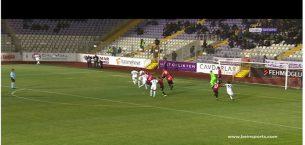 Afjet Afyonspor – Eskişehirspor Maç Özeti
