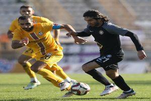 Osmanlıspor : 3 – 2 Afjet Afyonspor