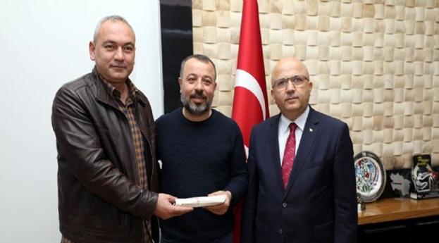 Afjet Afyonspor'a destek kampanyası start aldı