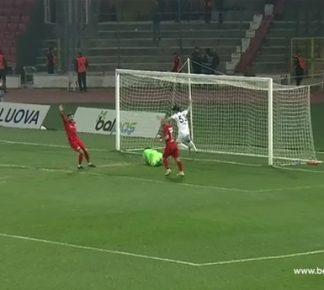 Afjet Afyonspor deplasmanda mağlup !!