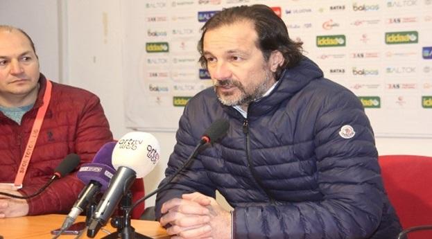 Yusuf Şimşek, maçın ardından mücadeleyi değerlendirdi