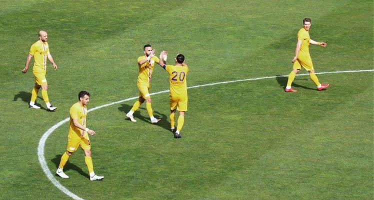 Afjet Afyonspor'dan dört dörtlük galibiyet