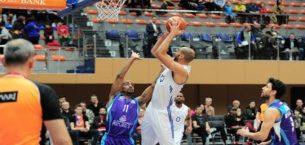 İBB, Afyon Belediye'yi 75-70 mağlup etti !!