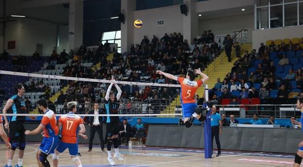 İkbal Afyon Belediye Yüntaş: 3 – İstanbul Büyükşehir Belediyespor: 1