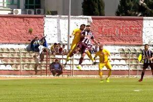 Hatayspor : 2 – 0 Afjet Afyonspor