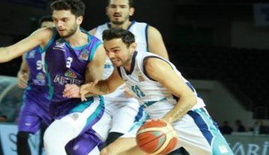 Afyon Belediye basket ikinci yarıda kaybetti !!