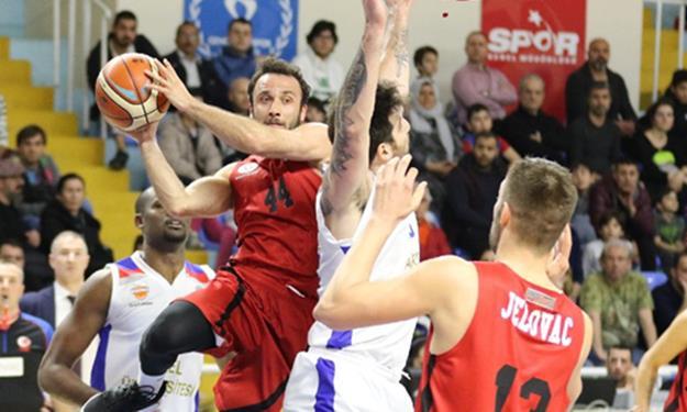 Gaziantep Basketbol, Afyon Belediyespor'u mağlup etti !!