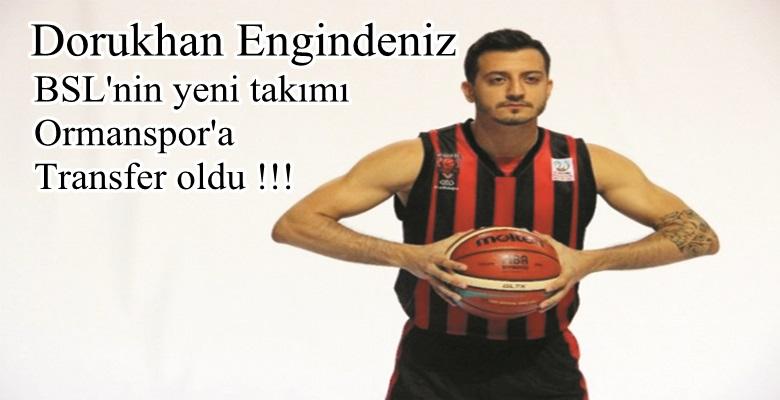 Dorukhan Engindeniz, Ormanspor'a transfer oldu !!
