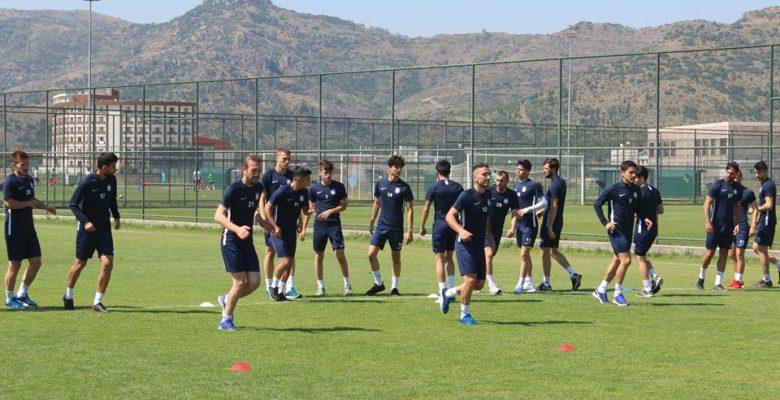 Afjet Afyonspor'da çalışmalar devam ediyor !!